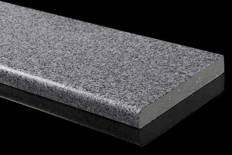appui de fenetre en marbre 32m granit gris noir mat. Black Bedroom Furniture Sets. Home Design Ideas