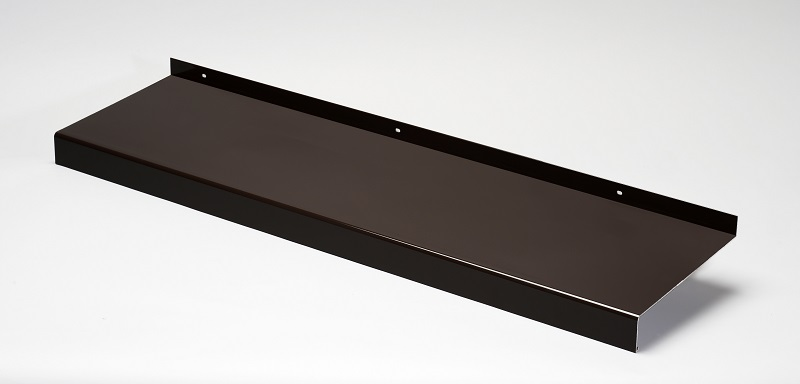 brun ral8019 - Rebord De Fentre Extrieur
